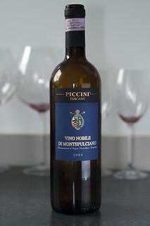Vino Nobile di Montepulciano, 2006 from Piccini
