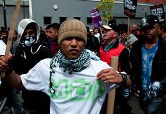 March against Fascism and Rascism