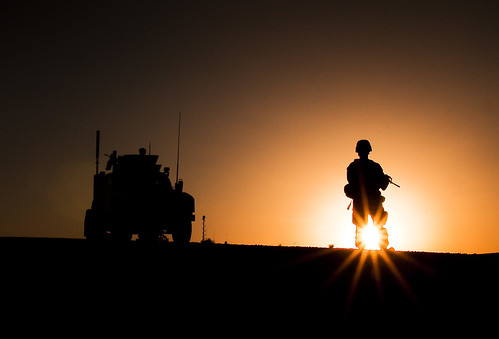 Marines Partner with Afghan Forces During Operation in Helmand Province