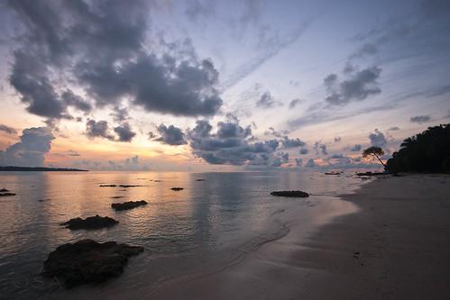 india seascape nature sunrise landscape 1740mm andaman andamanislands havelockisland 5dmarkii