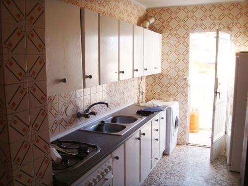 Antes y despu s de una reforma online tr s studio blog for Cocinas viejas reformadas