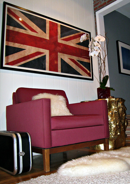 Union Jack Room Decor
