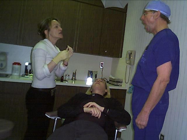 Trinity Rose Transsexual Dr Douglas Ousterhout Mira Coluccio Facial