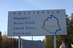 Arctic Circle, Sweden