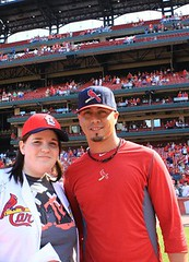 Pitcher Kyle Lohse and I