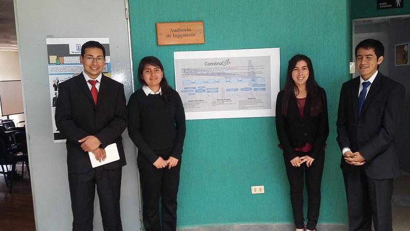 Presentación de poster Sistemas de Información I 2015