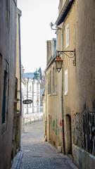 Ambiance de la petite rue Mayence