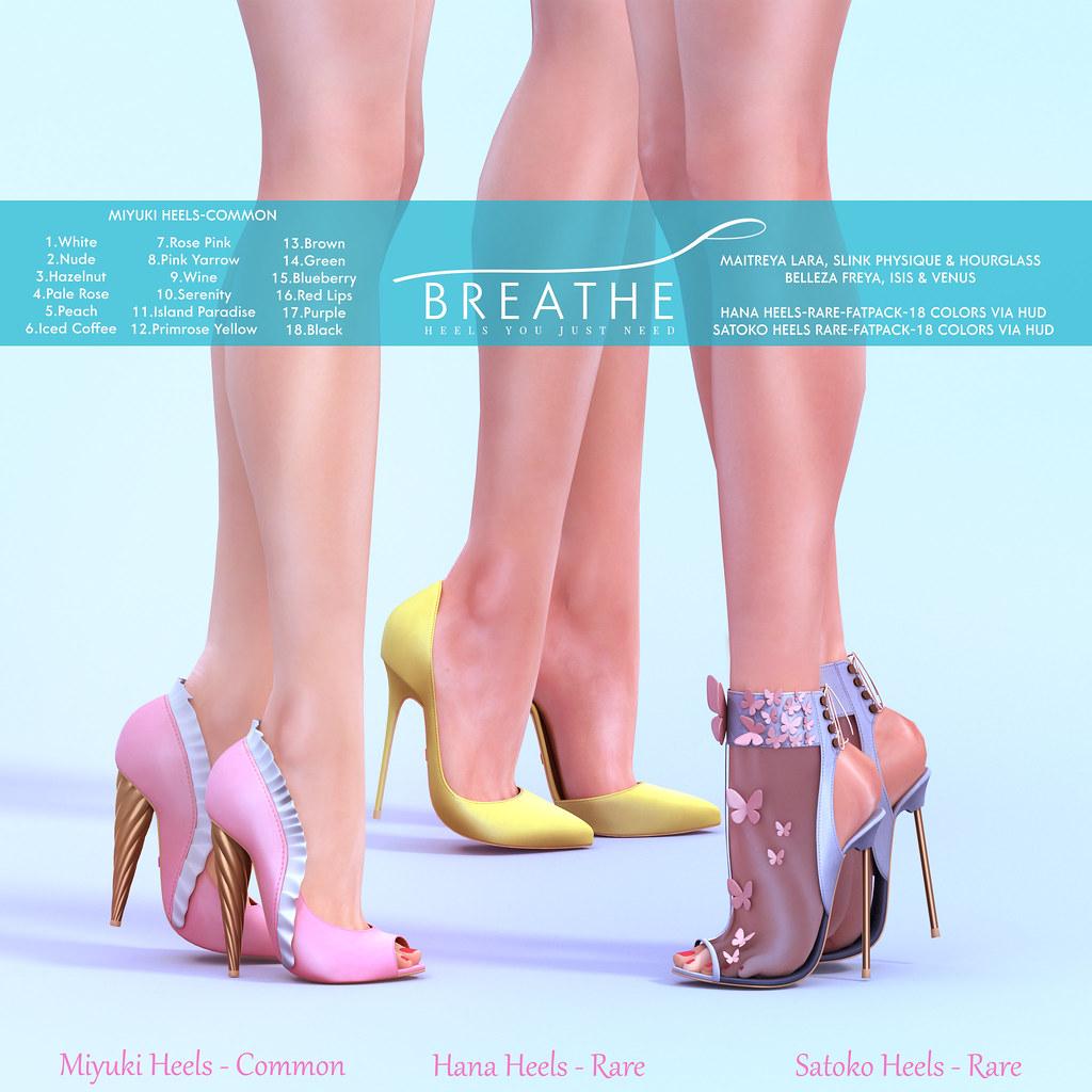 [BREATHE]-Miyuki,Hana&Satoko - SecondLifeHub.com