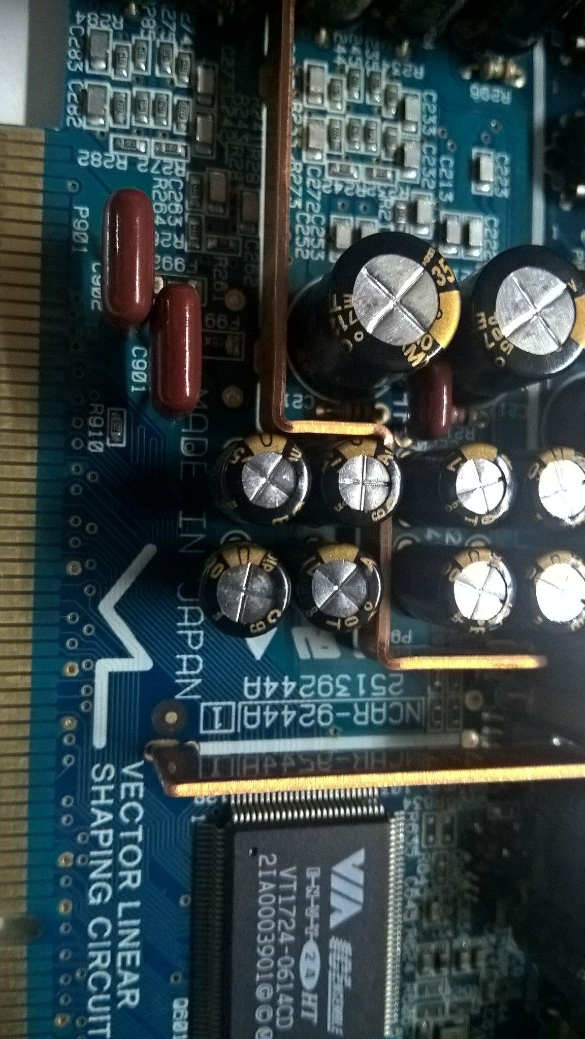 Onkyo từ Japan - U55SX, U55SX2, 200PCI LTD, 200PCI, 150PCI, 90PCI - 8