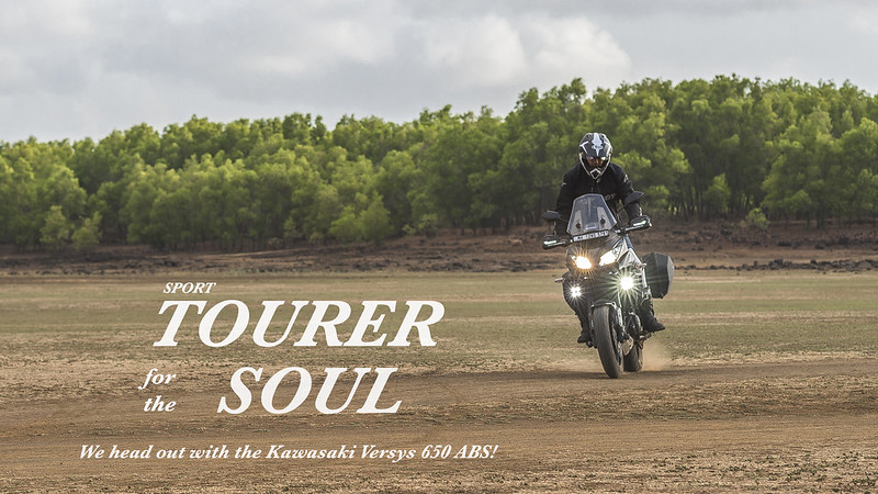 Sport Tourer For The Soul! - We head out with the Kawasaki Versys 650!