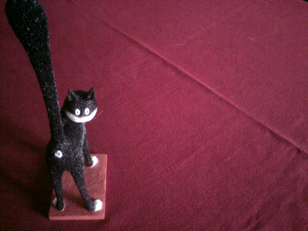 Un chat de Dubout