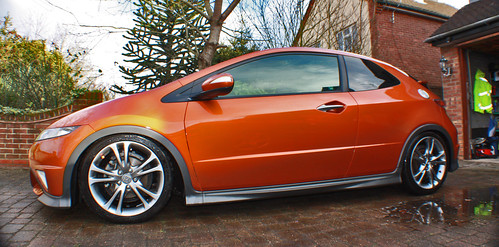 My own honda civic build 6two1 honda tuning for Build your own honda civic