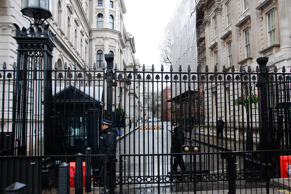 Downing Street, London, UK