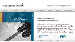 School Website (Education)