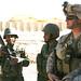 Marine, Afghan NCOs Lead Troops