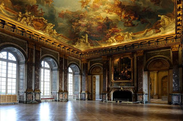 Le salon d 39 hercule flickr photo sharing for Salon de versailles