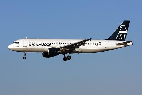 A320.N213MX