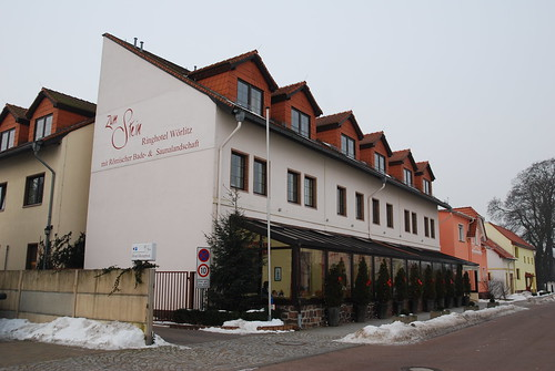 Wörlitz, Hotel zum Stein