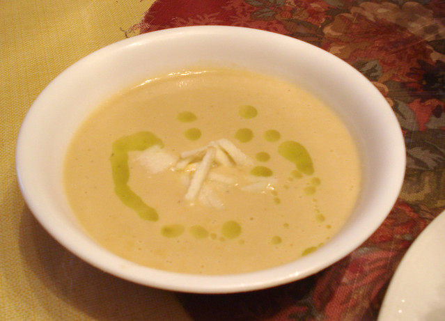 Celery Root Soup | Flickr - Photo Sharing!
