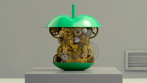 Klokhuis Mechanical Apple