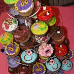 Little Monsters Cupcakes