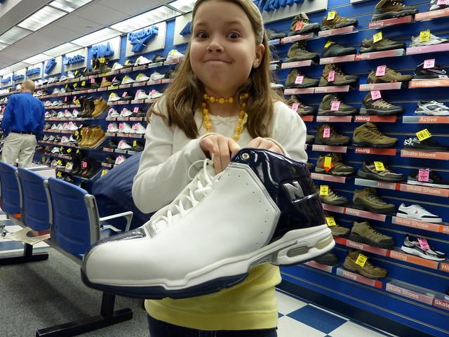 Marina, Large Shoes