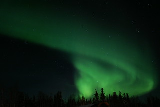 Northern Lights @ Aurora Village