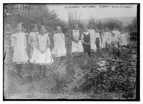 Lilleshall National School, Girls' Class  (LOC)