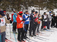 biathlon(0.0), ski equipment(1.0), winter sport(1.0), nordic combined(1.0), individual sports(1.0), ski cross(1.0), ski(1.0), skiing(1.0), sports(1.0), recreation(1.0), outdoor recreation(1.0), cross-country skiing(1.0), downhill(1.0), nordic skiing(1.0),