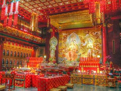 Buddha Relic Tooth Temple
