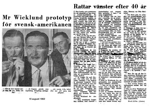 sweden 1963 skelleftea
