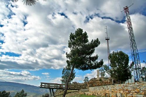 Miradouro do Monte de São Domingos - Murça - Portugal
