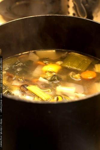 rachel's vegetable soup