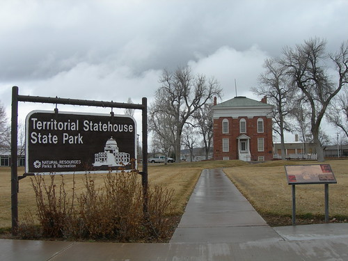 Utah Territorial Statehouse State Park