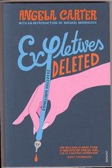 Angela Carter 'Expletives Deleted' 98'