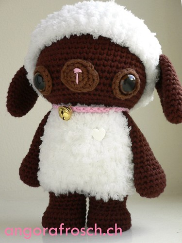 huldufolk - amigurumi sheep