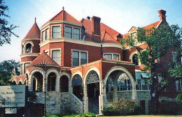 Moody Mansion Museum: Galveston, Texas