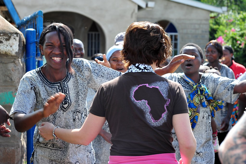Compassion Bloggers Trip To Kenya