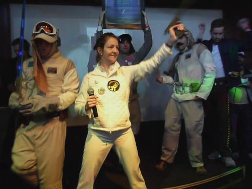 Action-Squad's Chiditarod 2010 Karaokee