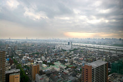 Tokyo Cityscape - 13