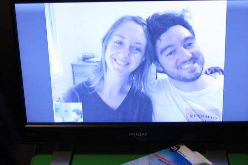 Morar fora do Brasil: Skype ajuda, mas nem sempre