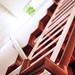 Small photo of Stair handrail