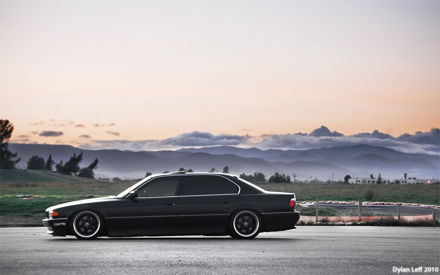 fs 1995 bmw 740il black black on fk coilovers socal bimmerfest bmw forums. Black Bedroom Furniture Sets. Home Design Ideas