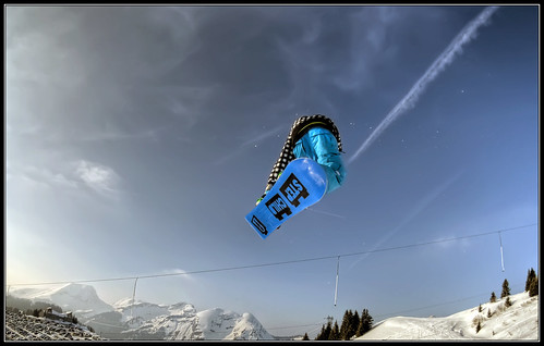 park blue sky snow ski france clouds montagne french photography photo nikon freestyle raw photographer photographie skiing fisheye ciel photograph single tc snowboard neige nikkor nuage hdr snowpark acrobatic avoriaz photographe 105mm acrobatique tcphotography ph4n70m iph4n70m tcphotographie