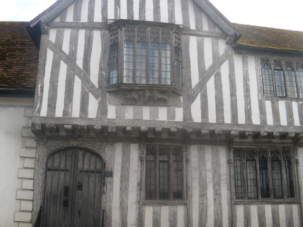 Old house, Sudbury Bures to Sudbury