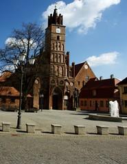 barockes Rathaus von Brandenburg