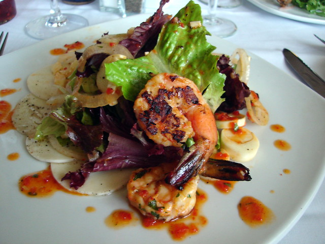 Shrimp and Heart of Palm Salad | Flickr - Photo Sharing!