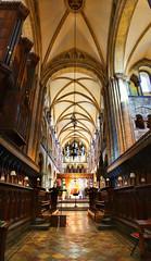 Chichester Cathedral Vertorama