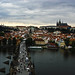 Prague from the top