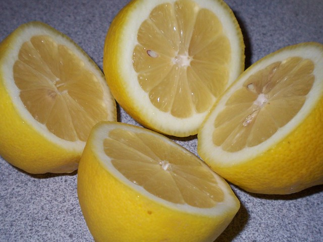 the lemons